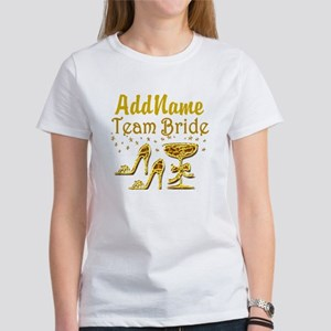 TEAM BRIDE Women's T-Shirt