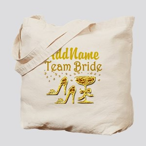 TEAM BRIDE Tote Bag