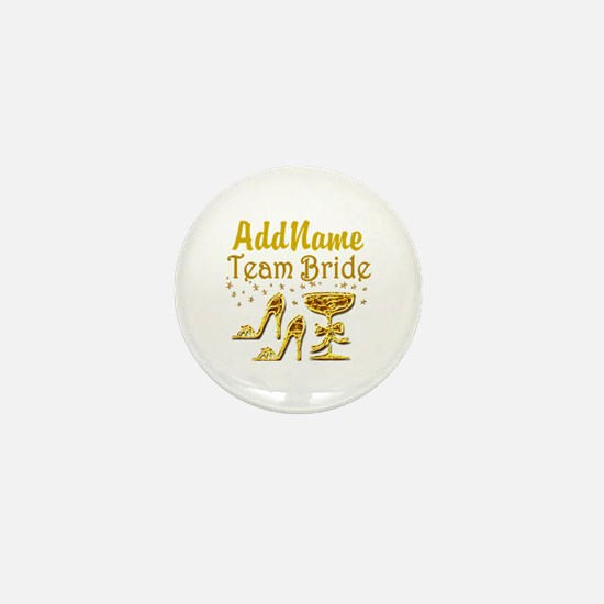 TEAM BRIDE Mini Button