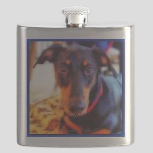 Dobie Soft Blur Flask