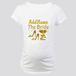THE BRIDE Maternity T-Shirt