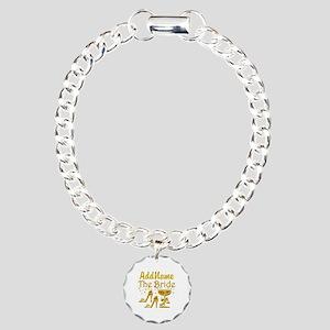THE BRIDE Charm Bracelet, One Charm