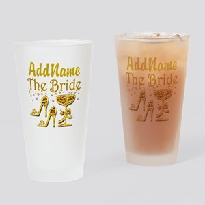 THE BRIDE Drinking Glass
