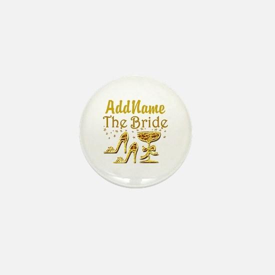 THE BRIDE Mini Button