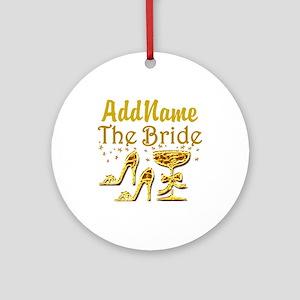 THE BRIDE Ornament (Round)