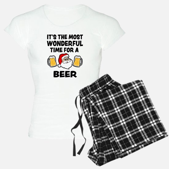It's the most wonderful time for a beer fu Pajamas