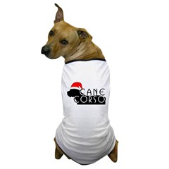 Cane Corso Holiday Dog T-Shirt