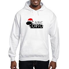 Cane Corso Holiday Hoodie