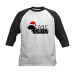 Cane Corso Holiday Kids Baseball Jersey