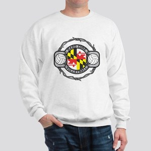 Maryland Volleyball Sweatshirt