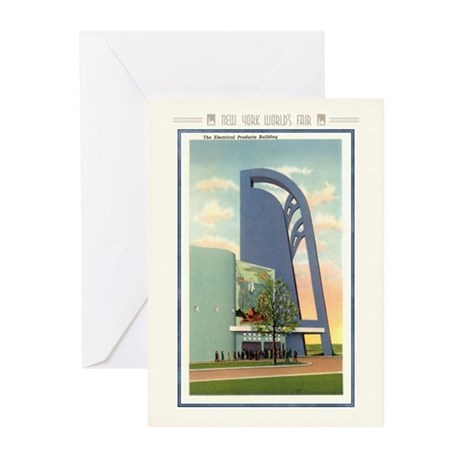 Electrical Products Greeting Cards (10 Pack)