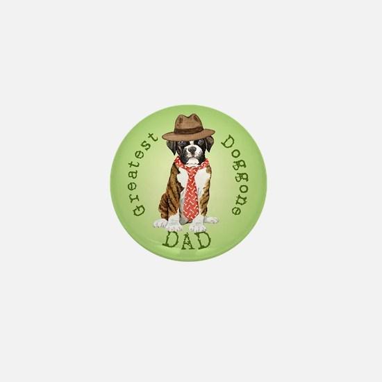 Boxer Dad Mini Button