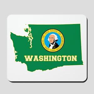 Washington Flag Mousepad