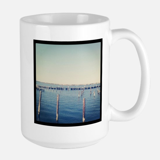 Dock of the Bay Mug