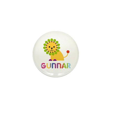Gunnar Loves Lions Mini Button (100 pack)