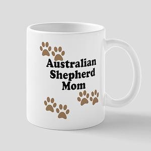 Australian Shepherd Mom Mug