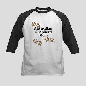 Australian Shepherd Mom Baseball Jersey