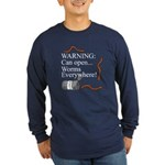 Worms Everywhere Long Sleeve T-Shirt