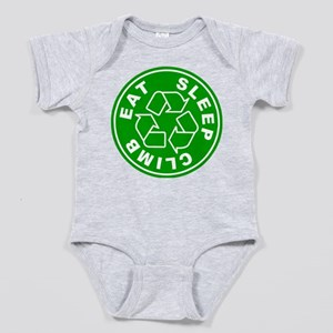 Climbing Cycle Baby Bodysuit