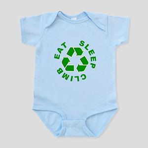 Climbing Cycle Infant Bodysuit