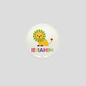 Ibrahim Loves Lions Mini Button