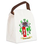 Castelletti Canvas Lunch Bag