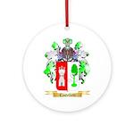 Castelletti Ornament (Round)