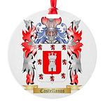Castellanos Round Ornament