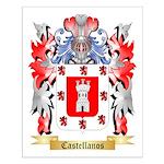 Castellanos Small Poster