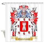 Castellanos Shower Curtain
