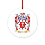 Castellanos Ornament (Round)