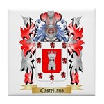 Castellano Tile Coaster