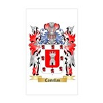 Castellan Sticker (Rectangle)