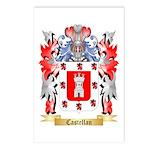 Castellan Postcards (Package of 8)