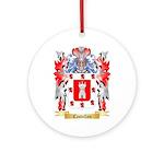 Castellan Ornament (Round)