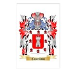 Castellain Postcards (Package of 8)