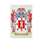 Castella Rectangle Magnet (10 pack)