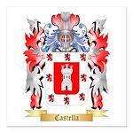 Castella Square Car Magnet 3