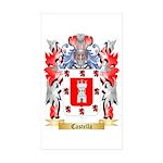 Castella Sticker (Rectangle 50 pk)