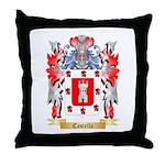 Castella Throw Pillow