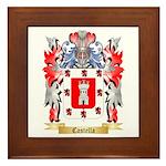 Castella Framed Tile