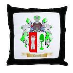 Castell Throw Pillow