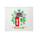 Castell Throw Blanket