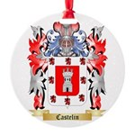 Castelin Round Ornament