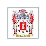 Castelin Square Sticker 3