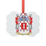 Castelin Picture Ornament