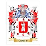 Castelijin Small Poster