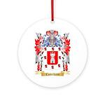 Castelhano Ornament (Round)