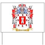 Casteleyn Yard Sign