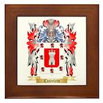 Castelein Framed Tile